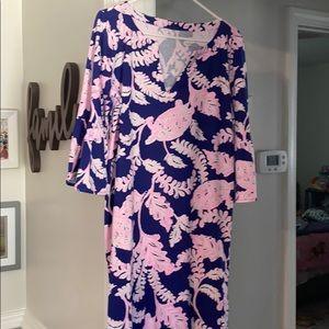 EUC perfect condition Lilly Tosha Dress Large